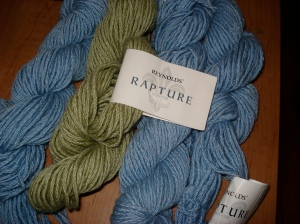 Here is the Reynolds yarn