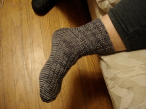First Sock