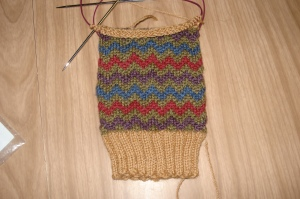 Wave Sock