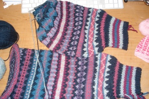 Color Your Own Fair Isle