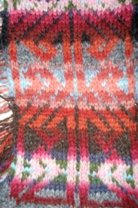 Alba Swatch in Spindrift instead of DK